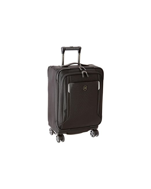 "Victorinox | Black Werks Traveler 5.0 - Wt 20"" Dual Caster Expandable 8-wheel Global Carry-on 