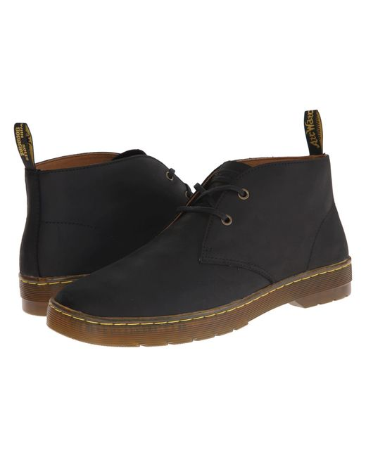 Dr. Martens | Black Cabrillo for Men | Lyst