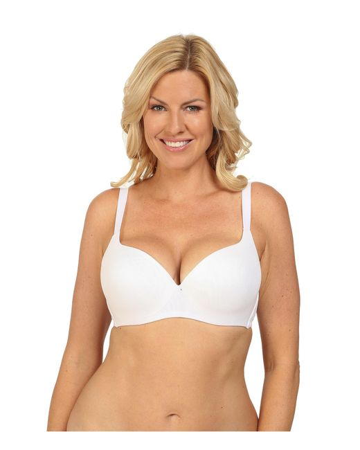 Cosabella | White Never Say Never Demie Cup Bra | Lyst