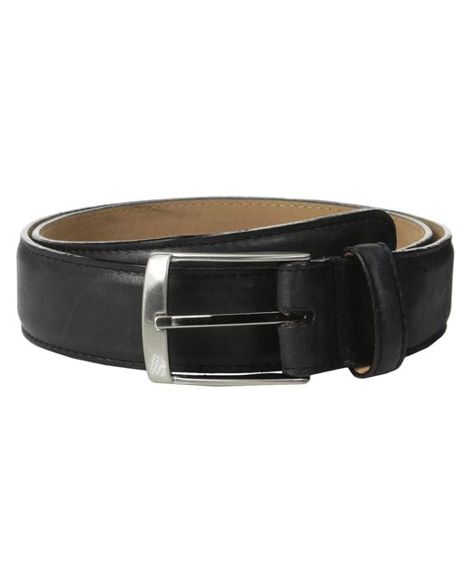 "Brighton | Black Salerno 1 3/8"" Belt for Men 