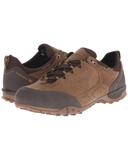 Allrounder By Mephisto | Brown Talido Tex for Men | Lyst
