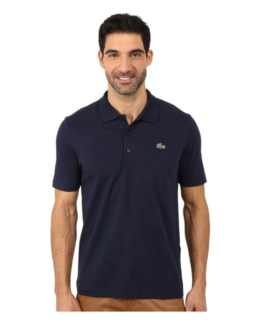 Lacoste | Blue Sport Golf Short Sleeve Super Light Stretch Solid Polo for Men | Lyst