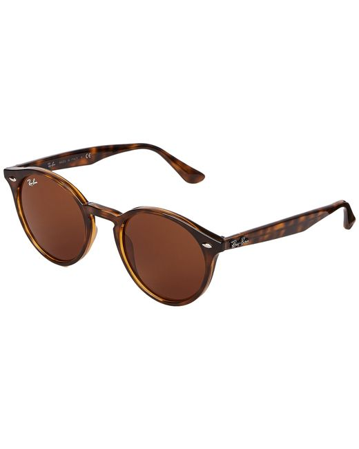 Ray-Ban | Brown Rb2180 49mm | Lyst