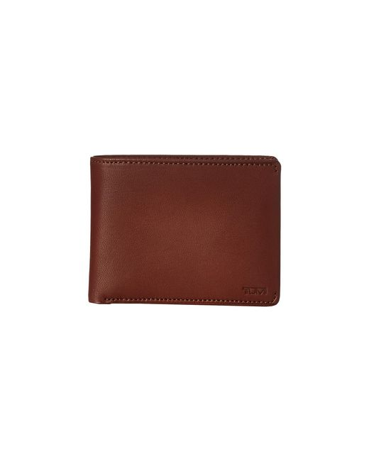 Tumi   Brown Chambers Global Double Billfold With Id for Men   Lyst