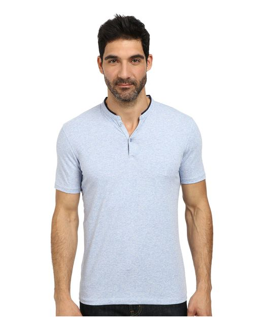 7 Diamonds | Blue Carnegie Top for Men | Lyst
