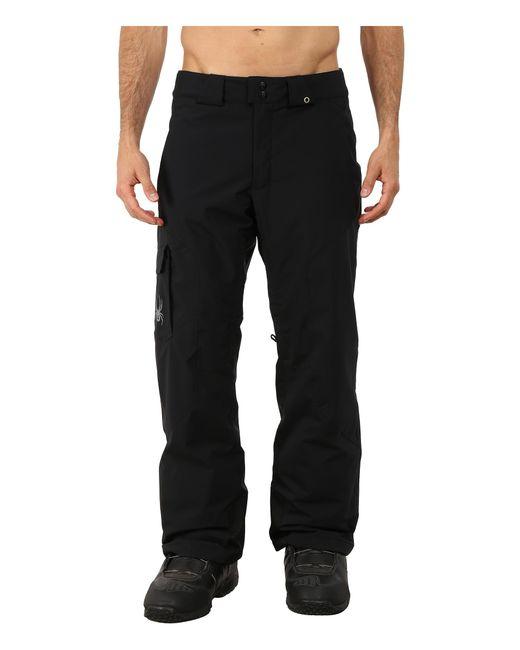 Spyder | Black Troublemaker Pants for Men | Lyst