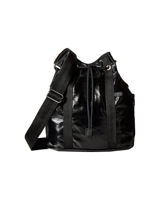 LeSportsac   Black Bucket Bag   Lyst