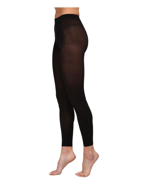 Falke | Black Pure Matte 50 Leggings | Lyst
