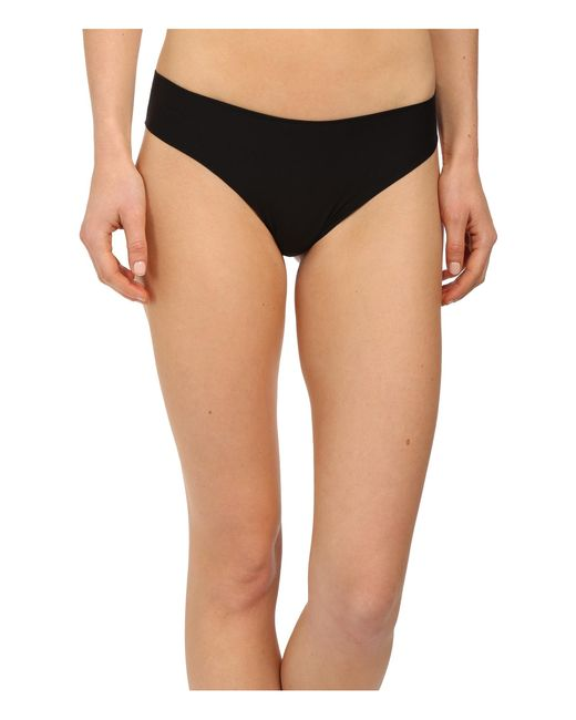 Commando | Blue Butter Mid Rise Thong Ct16 | Lyst