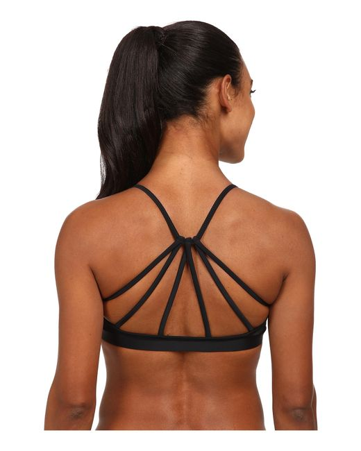 Onzie | Black Triangle Bra Top | Lyst
