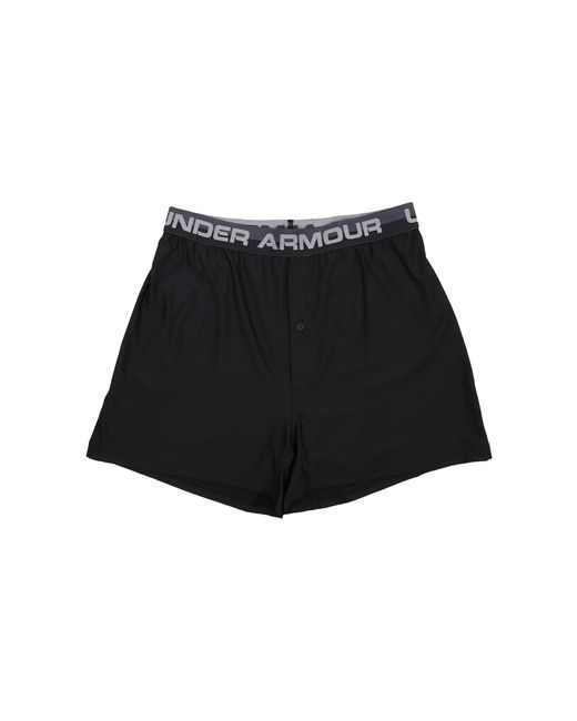 Under Armour | Black Ua Original Series Boxer Shorts for Men | Lyst