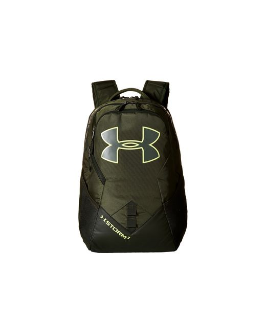 Under Armour | Green Ua Big Logo Iv Backpack for Men | Lyst