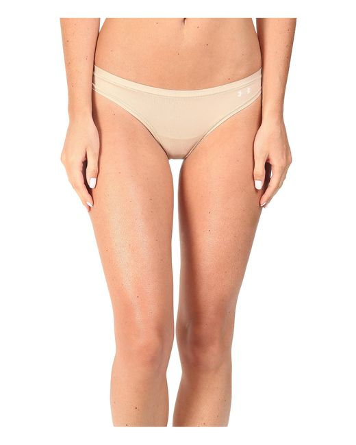 Under Armour | Multicolor Ua Pure Stretch Sheers Thong | Lyst
