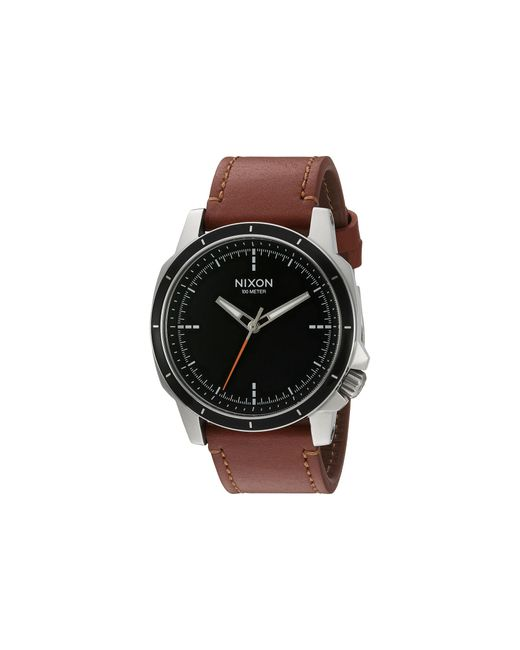 Nixon | Black The Ranger Ops Leather Collection for Men | Lyst