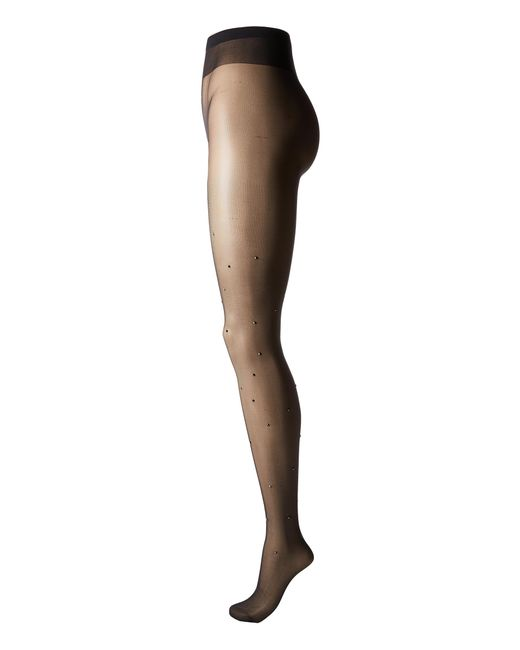 Wolford | Black Sparkle Tights | Lyst