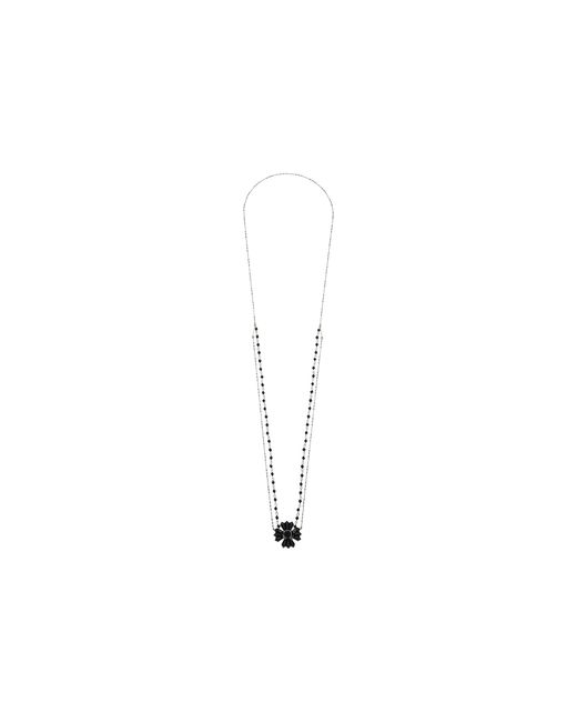 Marc Jacobs | Metallic Jet Night Layered Necklace | Lyst