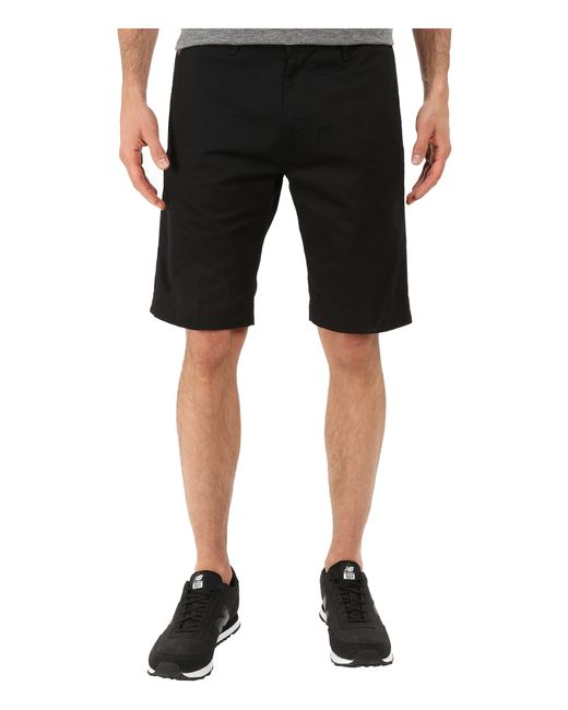DIESEL | Black Chi-pitt-sho Shorts for Men | Lyst