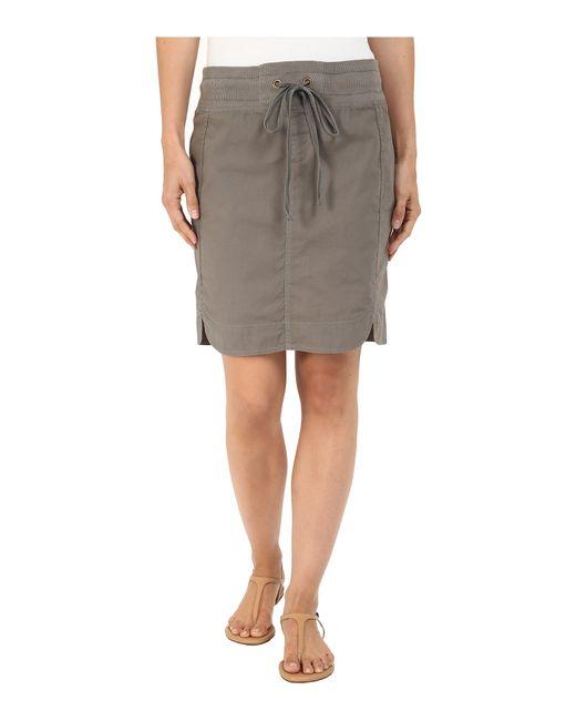 XCVI | Gray Sosi Skirt | Lyst