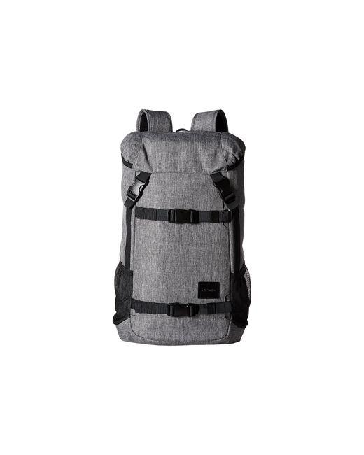Nixon | Black The Landlock Se Backpack for Men | Lyst