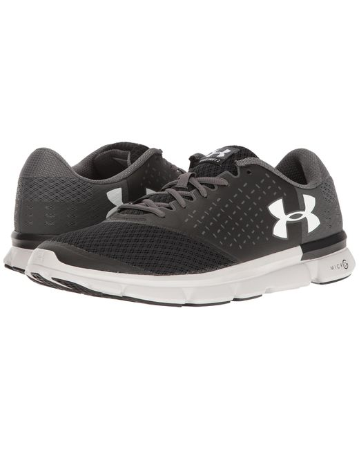 Under Armour | Black Ua Micro G Speed Swift 2 for Men | Lyst