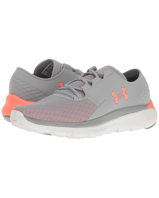 Under Armour | Gray Ua Speedform Fortis 2.1 | Lyst