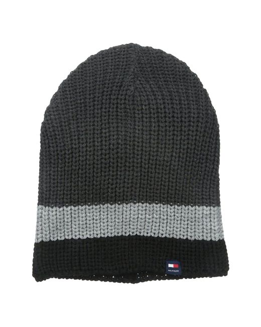 Tommy Hilfiger | Gray Slouchy Patriot Hat for Men | Lyst