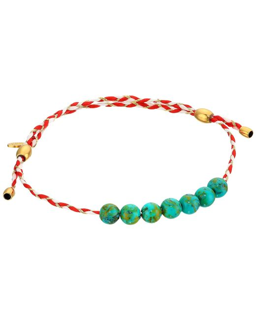 ALEX AND ANI   Multicolor Turquoise Precious Threads Bracelet   Lyst