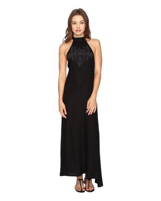 Billabong | Black Wandering Moon Dress | Lyst