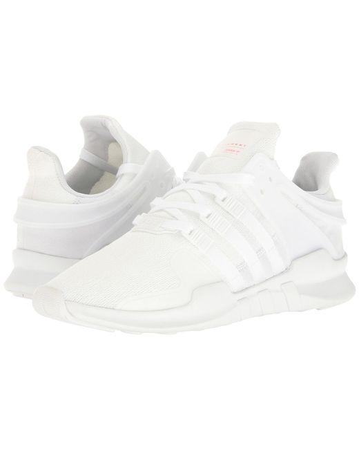 Adidas Originals | White Equipment Support Adv Knit | Lyst