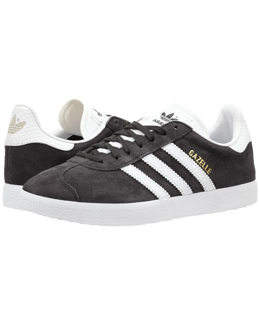 Adidas Originals | Black Gazelle | Lyst