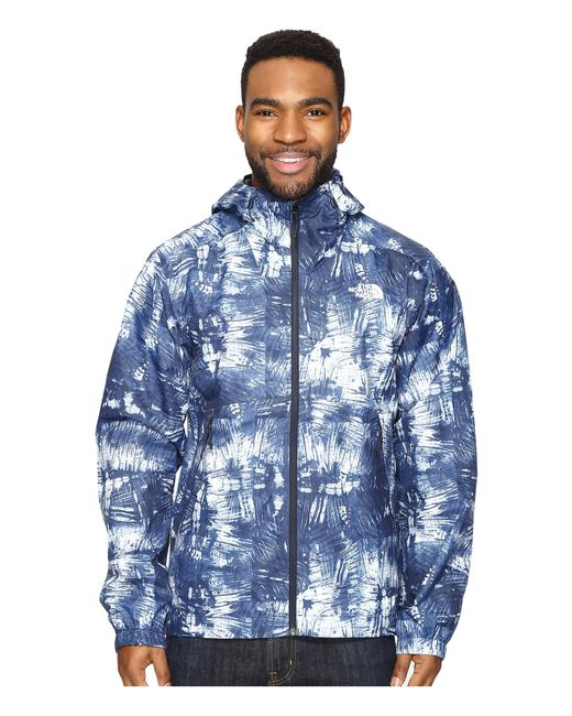 The North Face | Blue Millerton Jacket for Men | Lyst