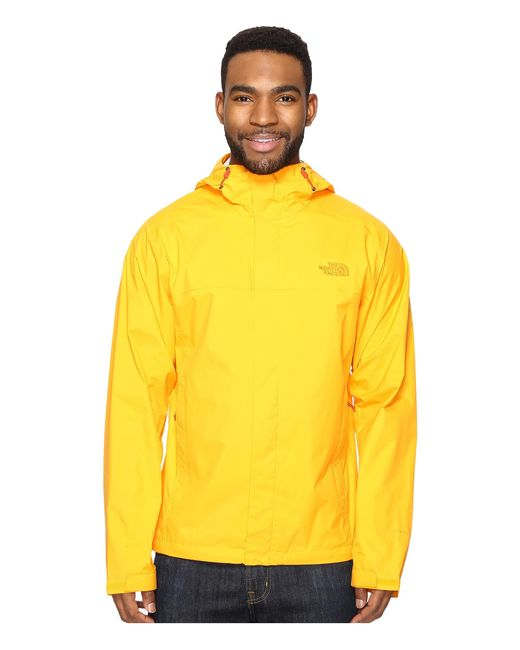The North Face | Yellow Venture 2 Jacket for Men | Lyst