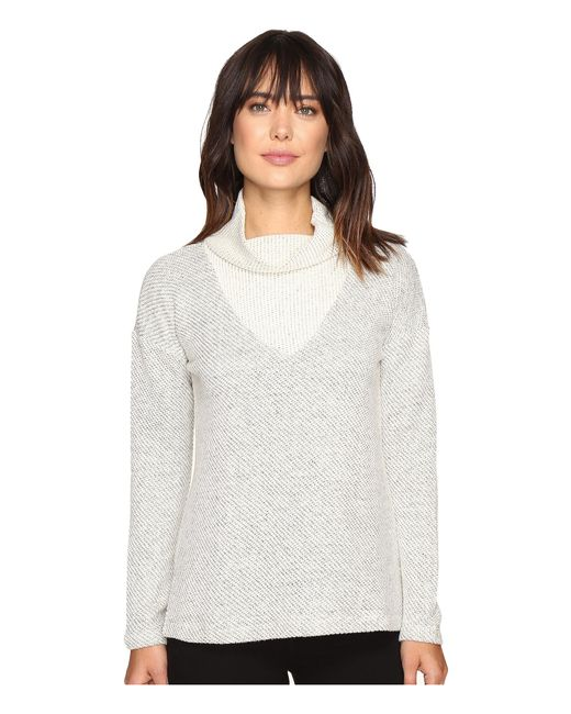 Sanctuary | White The Dunaway Sweater | Lyst