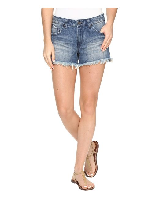 Volcom | Blue Stoned Shorts | Lyst