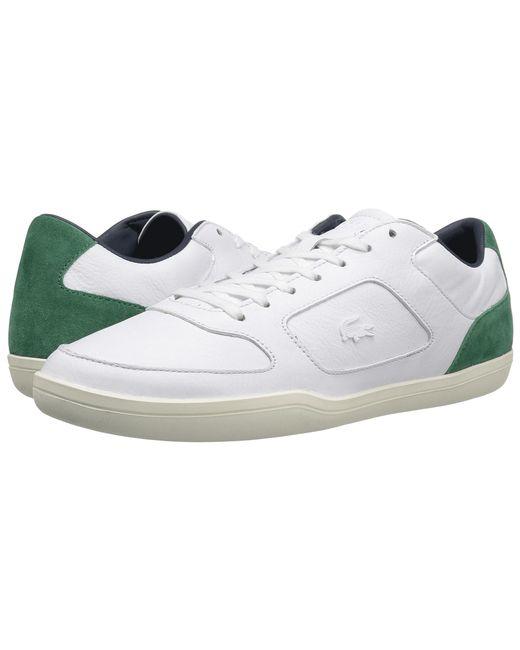 Lacoste | White Court-minimal 117 1 Cam for Men | Lyst