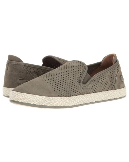 Lacoste | Natural Tombre Slip-on 117 1 Cam for Men | Lyst