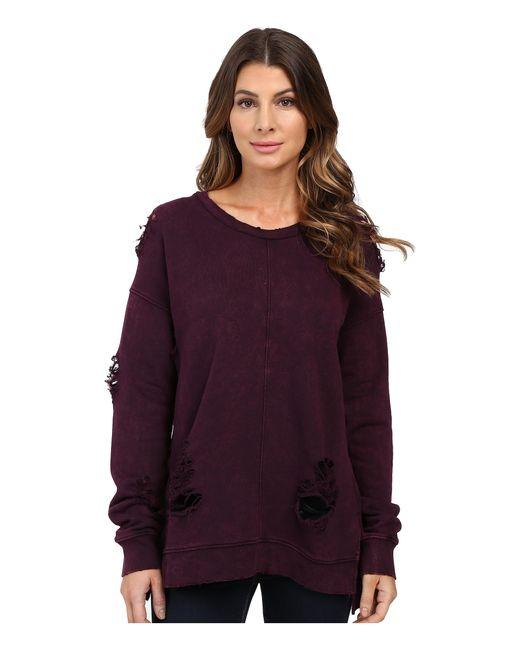 Joe's Jeans   Purple Bibiana Pullover   Lyst