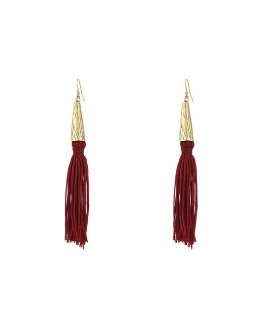Vanessa Mooney   Gray The Claudette Earrings   Lyst