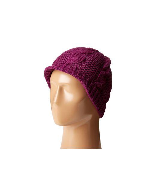 Bula | Purple Lulu Cap | Lyst