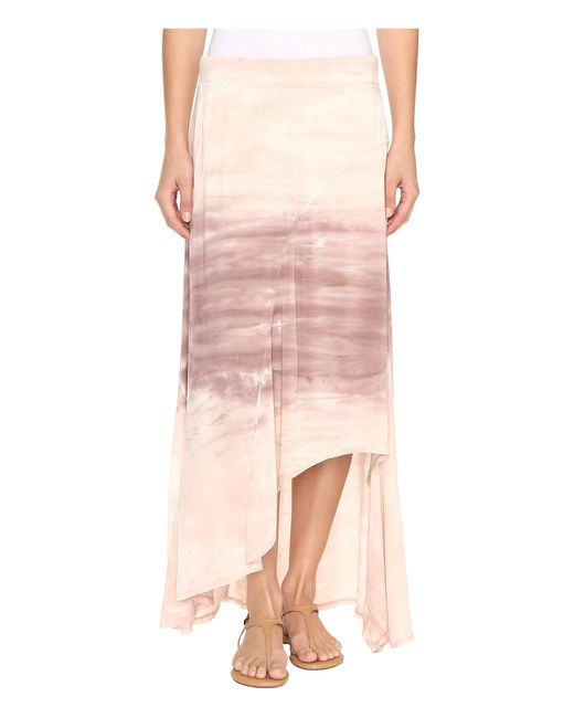 XCVI   Pink Marcia Skirt   Lyst