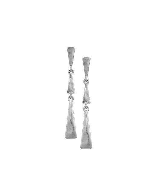 The Sak | Metallic 3 Paddle Linear Earrings | Lyst