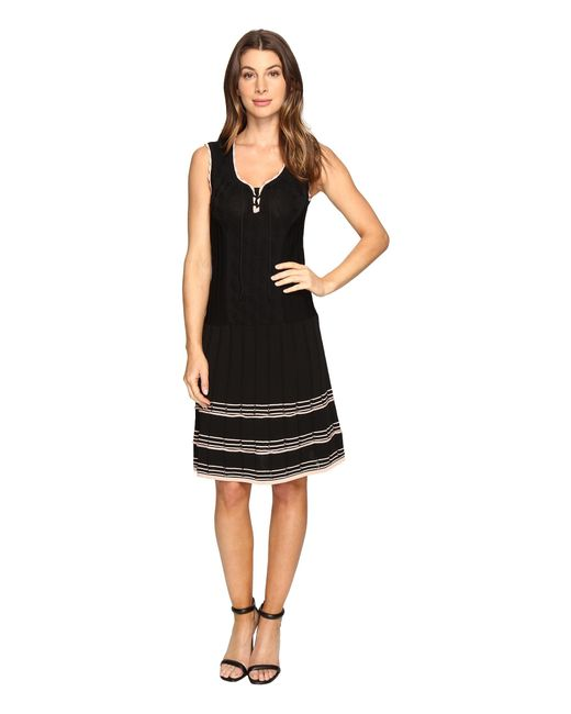 Nanette Lepore | Black Santa Maria Dress | Lyst