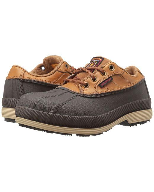 Skechers Work | Brown Robards - Perham for Men | Lyst