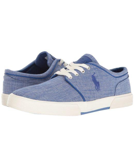 Polo Ralph Lauren | Blue Faxon Low for Men | Lyst