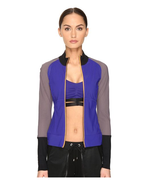 Monreal London | Purple Featherweight Jacket | Lyst