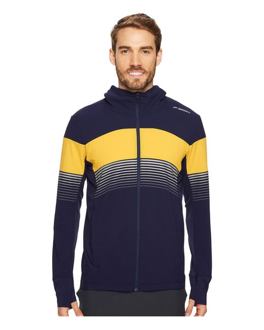 Brooks | Blue Canopy Jacket for Men | Lyst