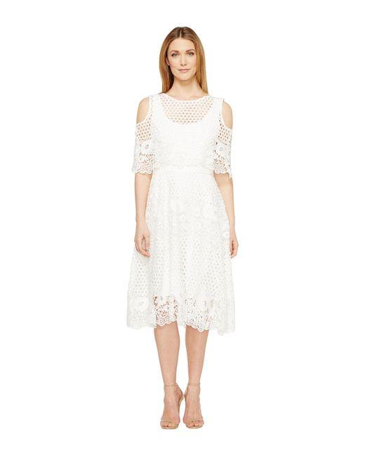 Eva by Eva Franco | White Baba Dress | Lyst