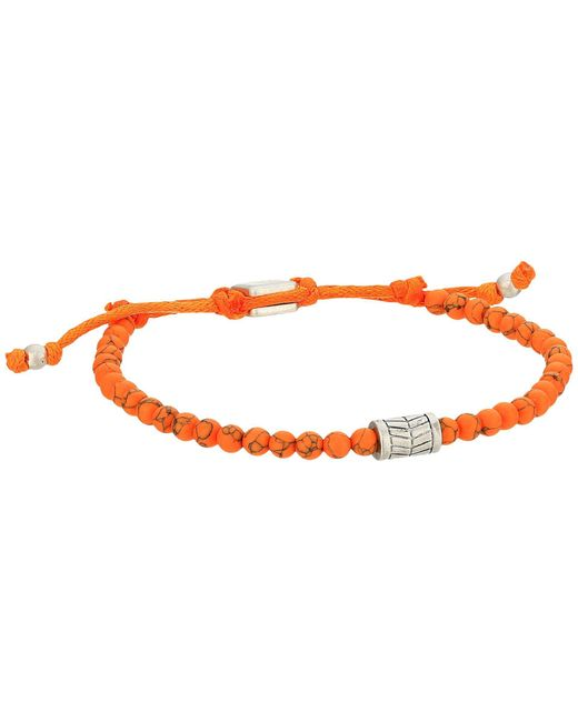 Fossil   Multicolor Vintage Casual Beaded Bracelet   Lyst