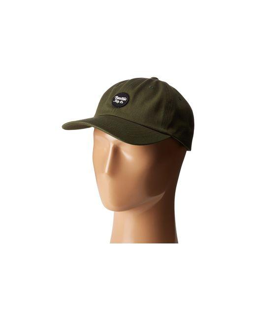 Brixton | Green Wheeler Cap for Men | Lyst