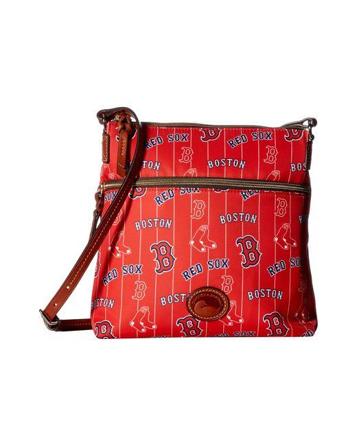 Dooney & Bourke | Red Mlb Crossbody Bag | Lyst